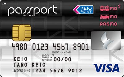 京王パスポートカード